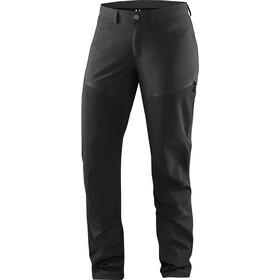 Haglöfs W's Mid II Flex Pant true black solid long